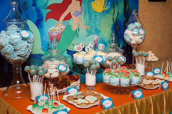 Организация детского дня рождения дома своими руками