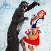Красная Шапочка и Волк 002