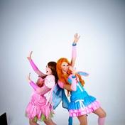 Фото Феи Winx Флора и Блум 004
