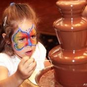 Фото Шоколадный фонтан 003