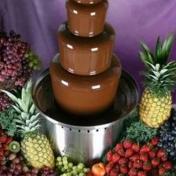 Фото Шоколадный фонтан 005