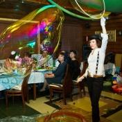 Фото Шоу мыльных пузырей 001