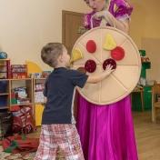 Рапунцель и пиратка в детском саду у милой Евы 002