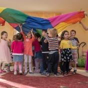 Рапунцель и пиратка в детском саду у милой Евы 007