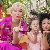 Рапунцель и пиратка в детском саду у милой Евы 014