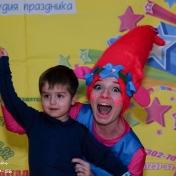 Праздник в ДетиЛенд с Милыми Троллями 020