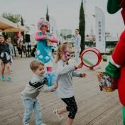 Детский праздник в ресторанном комплексе «D.O.M.» 009