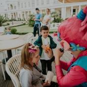 Детский праздник в ресторанном комплексе «D.O.M.» 014