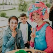 Детский праздник в ресторанном комплексе «D.O.M.» 015