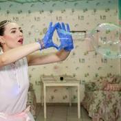 Шоу мыльных пузырей 2018 004