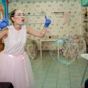 Шоу мыльных пузырей 2018 010