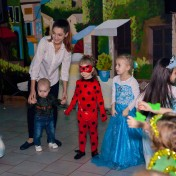 Дед Мороз и Лето в клубе Disney, часть 1 065