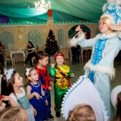Дед Мороз и Лето в клубе Disney, часть 2 046