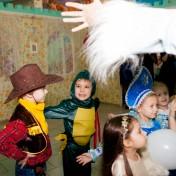 Дед Мороз и Лето в клубе Disney, часть 2 049