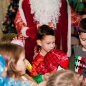 Дед Мороз и Лето в клубе Disney, часть 2 057
