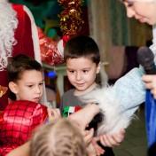 Дед Мороз и Лето в клубе Disney, часть 2 058