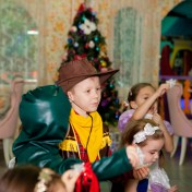 Дед Мороз и Лето в клубе Disney, часть 2 078