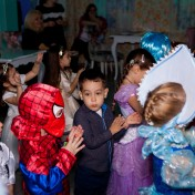 Дед Мороз и Лето в клубе Disney, часть 3 018