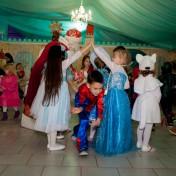 Дед Мороз и Лето в клубе Disney, часть 3 043