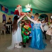 Дед Мороз и Лето в клубе Disney, часть 3 046