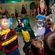 Дед Мороз и Лето в клубе Disney, часть 3 066