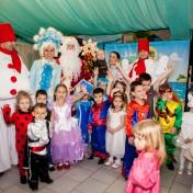 Дед Мороз и Лето в клубе Disney, часть 3 078