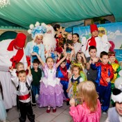 Дед Мороз и Лето в клубе Disney, часть 3 079