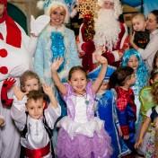 Дед Мороз и Лето в клубе Disney, часть 3 080