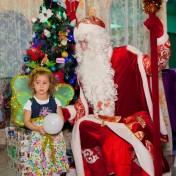 Дед Мороз и Лето в клубе Disney, часть 4 001