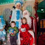 Дед Мороз и Лето в клубе Disney, часть 4 029