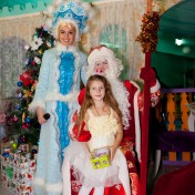 Дед Мороз и Лето в клубе Disney, часть 4 030