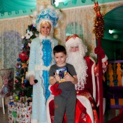 Дед Мороз и Лето в клубе Disney, часть 4 033