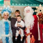 Дед Мороз и Лето в клубе Disney, часть 4 040