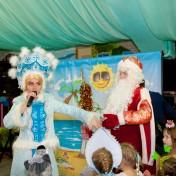 Дед Мороз и Лето в клубе Disney 001