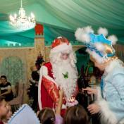 Дед Мороз и Лето в клубе Disney 002