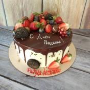 Праздничный торт 2018 004