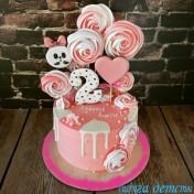 Праздничный торт 2018 011