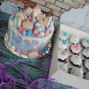 Праздничный торт 2018 012