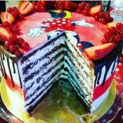 Праздничный торт 2018 013