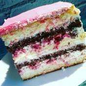 Праздничный торт 2018 016
