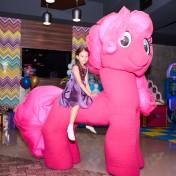 Катающая Пони Пинки Пай 001