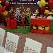 Candy Bar Лего