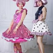 Куклы ЛоЛ Балерина и Дива