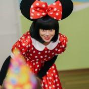 Минни и Микки в детском саду 002
