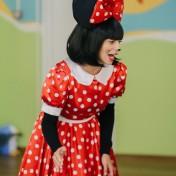 Минни и Микки в детском саду 003