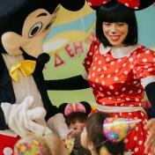 Минни и Микки в детском саду 007