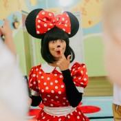 Минни и Микки в детском саду 012