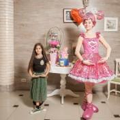 День рождения Гретты с Куклой Лол 011