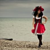 Фото Пираты Джек Воробей и Мэри 003