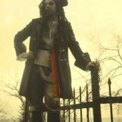 Фото Пираты Джек Воробей и Мэри 006